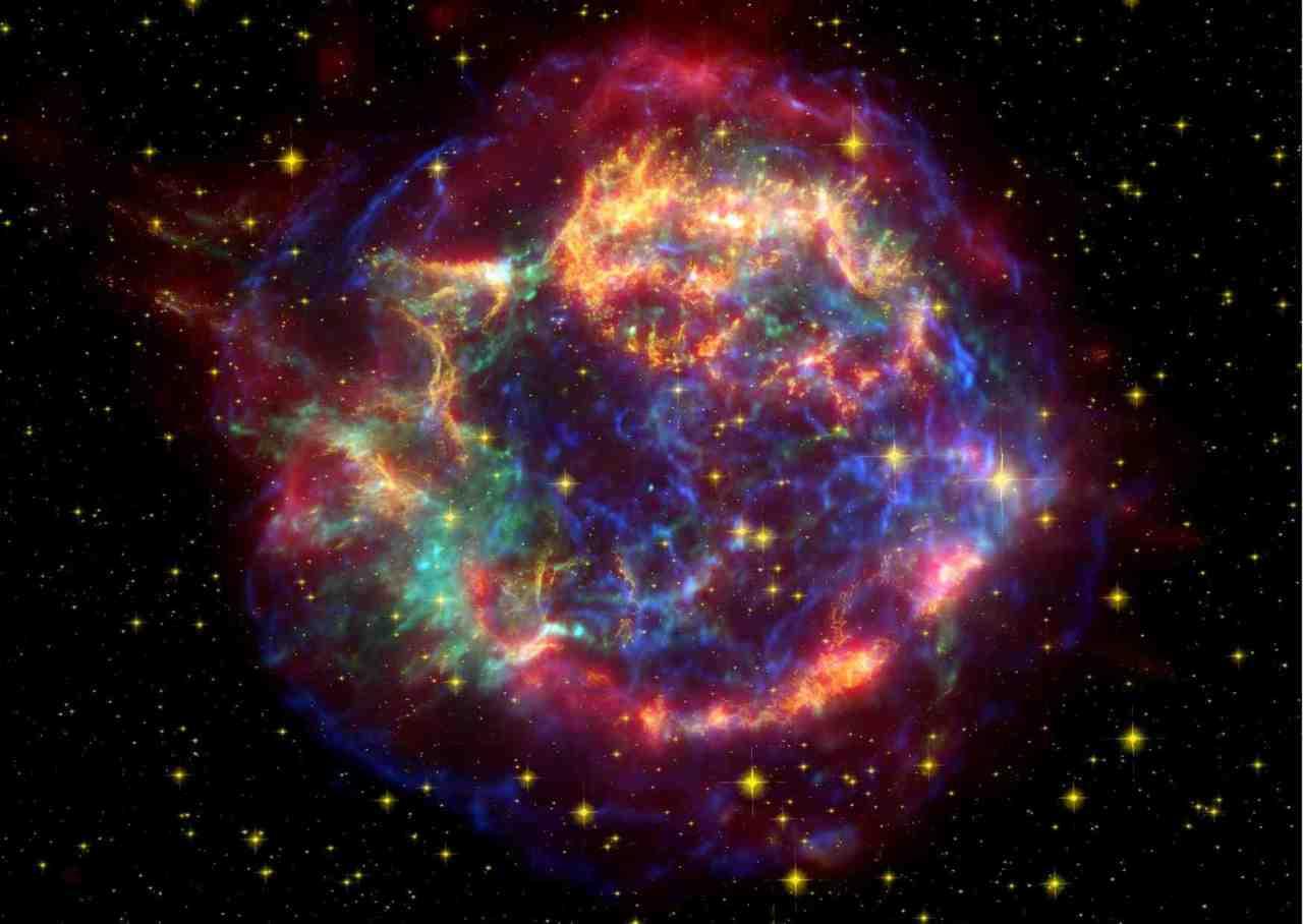 Supernova (Foto Theglobestalk)