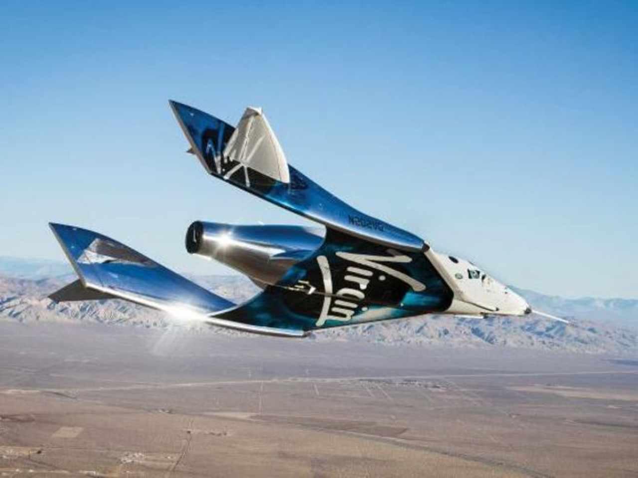 Virgin Galactic sotto indagine FAA (Foto Corriere)