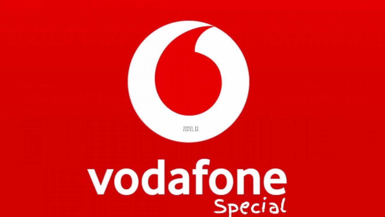 Vodafone Special: tutti i dettagli