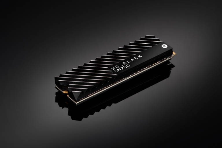 Western Digital Black SSD