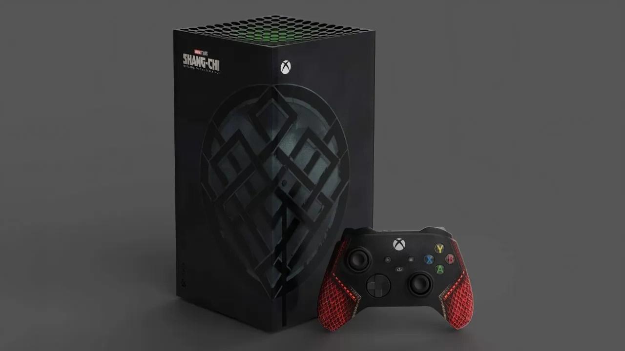 Xbox Series X Chang-Li