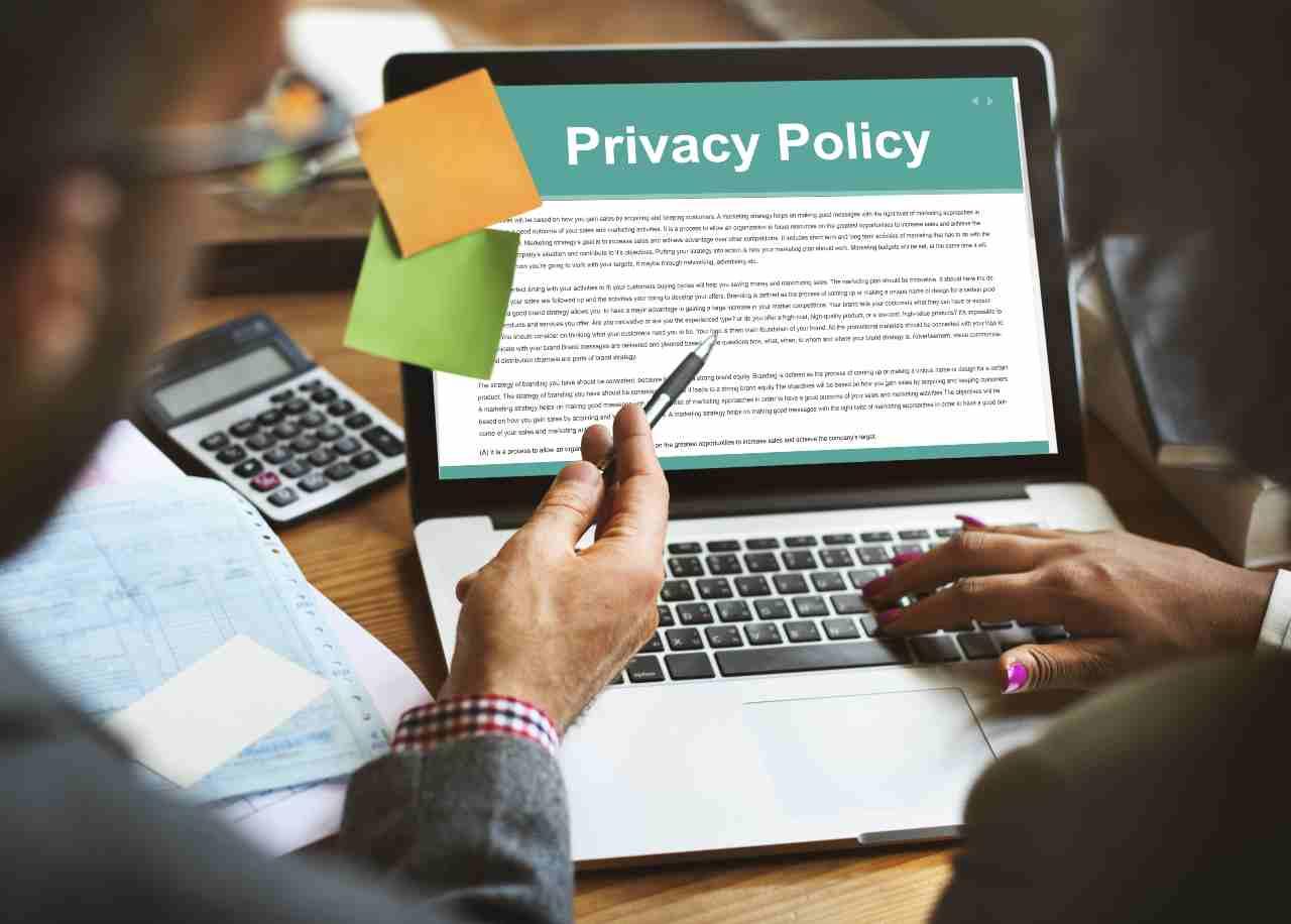Privacy (foto Adobestock)