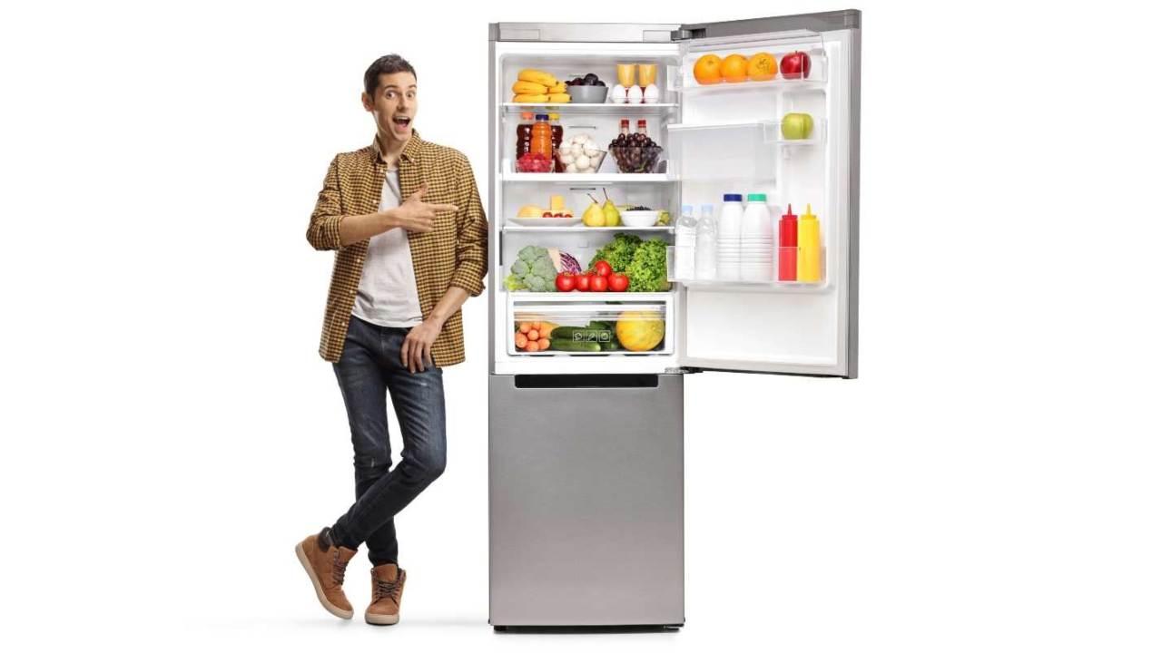 Soluzione frigorifero