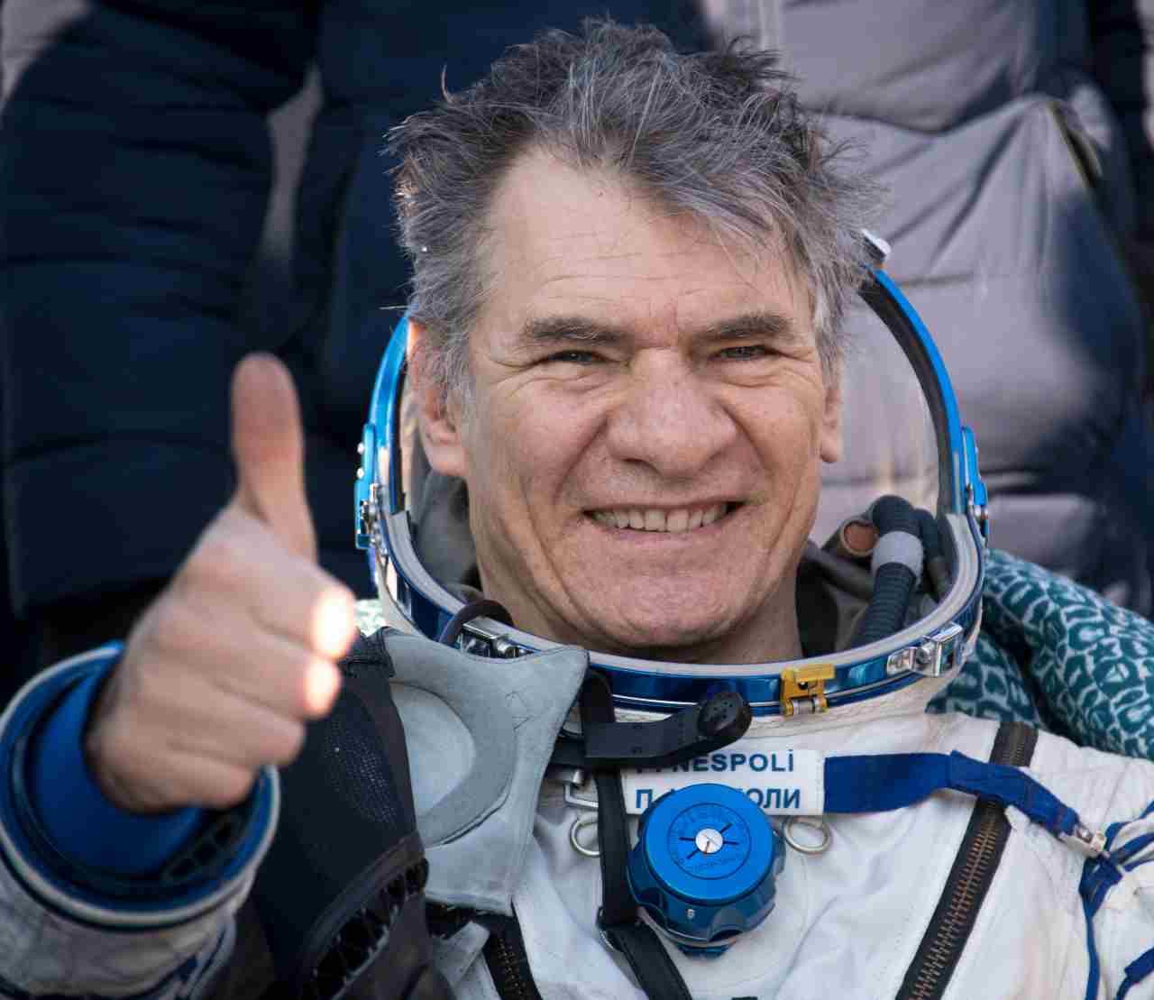 Paolo Nespoli (foto Adobestock)