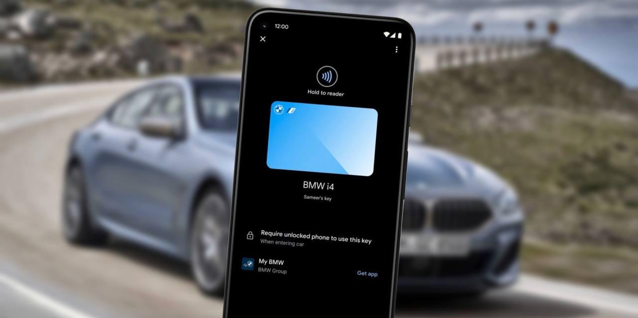 Digital car key su Android in arrivo (Foto Autobustamil)