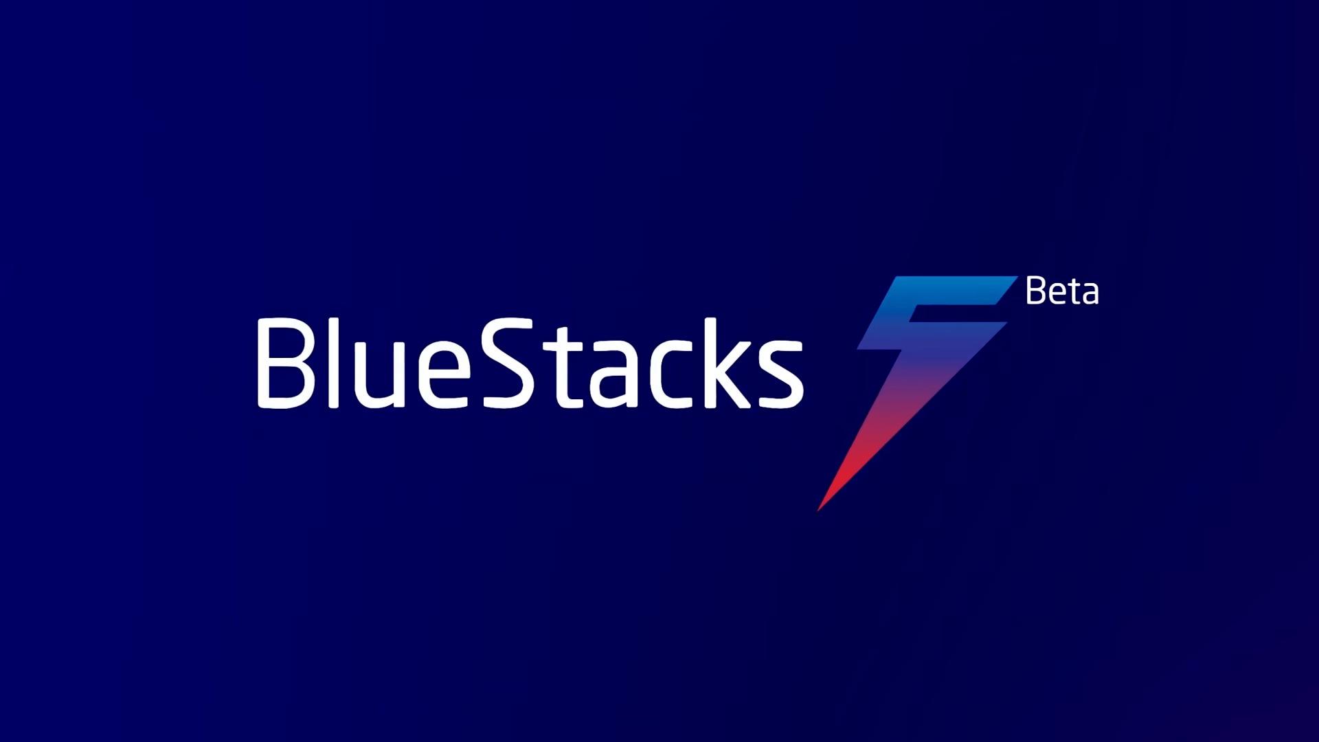BlueStacks, una piattaforma americana per giochi che permette l'emulazione di applicazioni Android (BlueStacks)