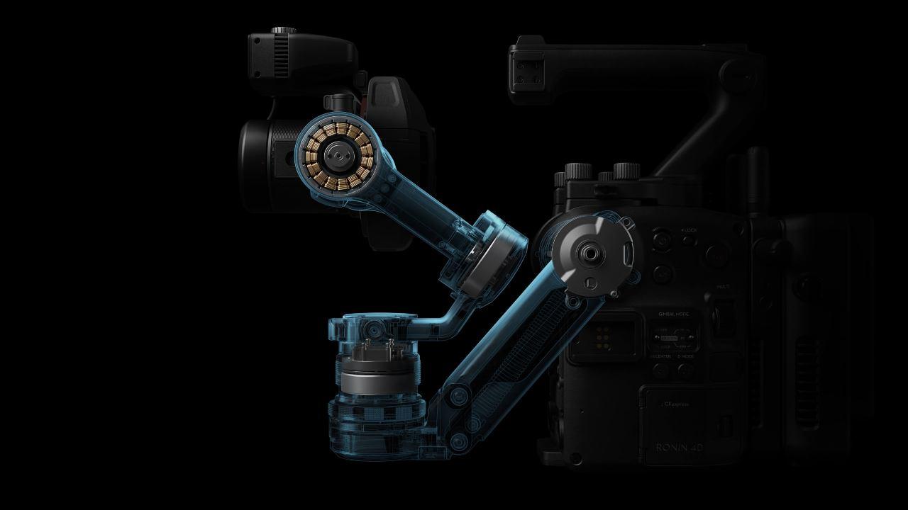 DJI Ronin 4D, il migliore strumento per fare cinema in 8K con un solo apparecchio