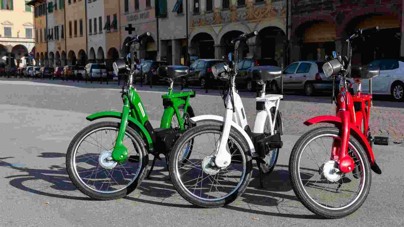 Il mitico Ciao diventa un'e-bike da circa 3000 euro (GQ Italia)