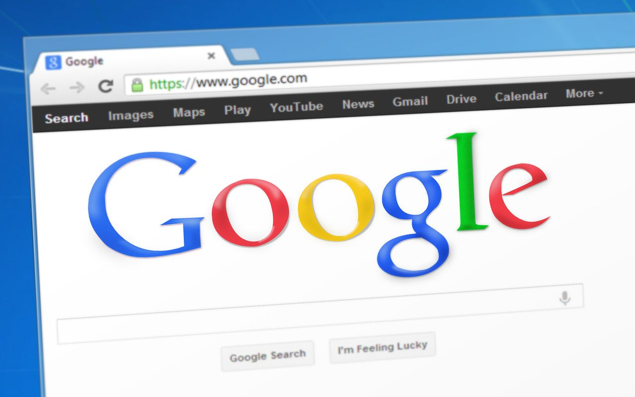 Google, il logo (Adobe Stock)
