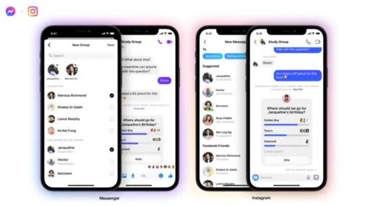 Instagram e Messenger sempre più integrati