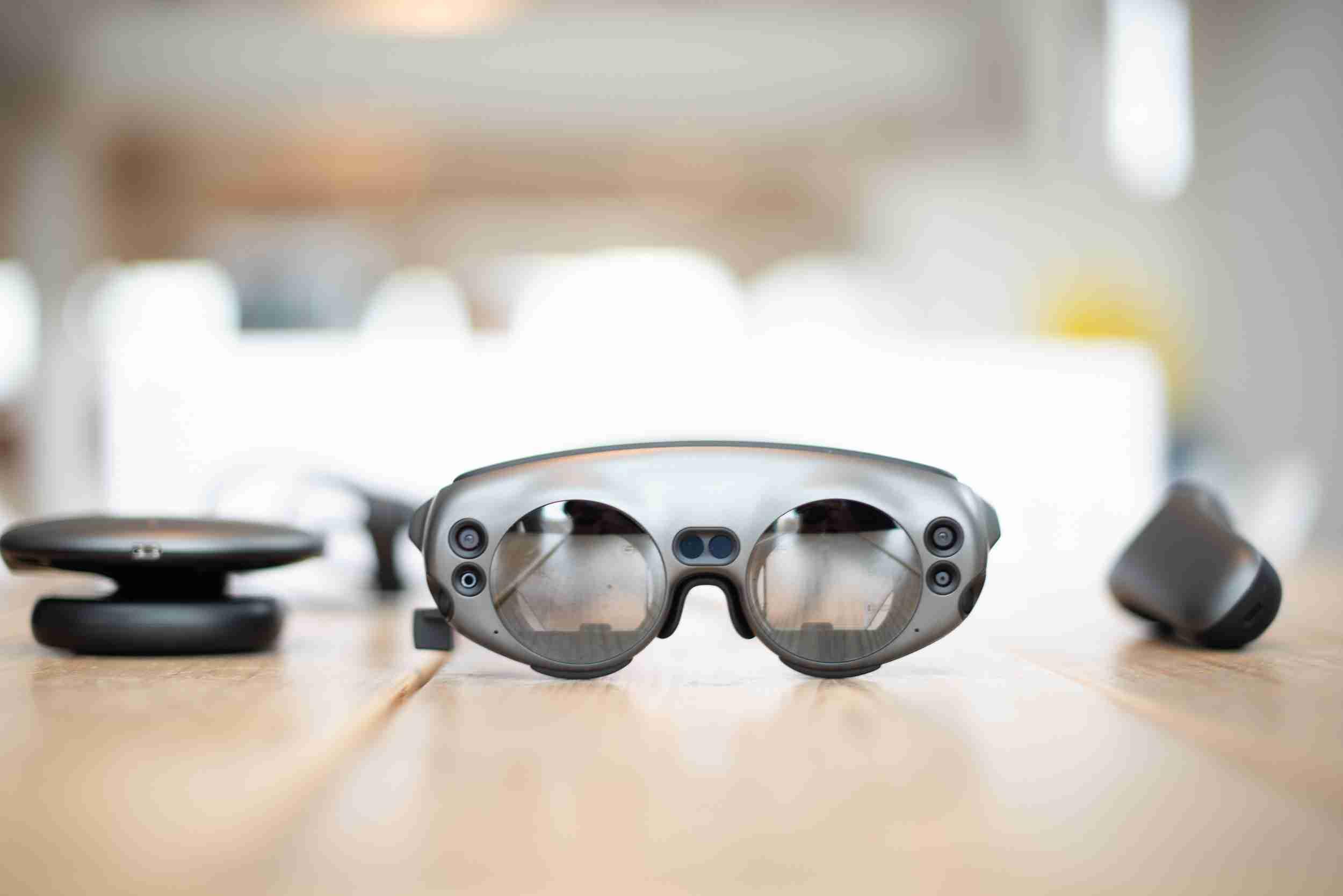 Magic Leap, investimenti da 500 milioni di dollari per i nuovi visore (Adobe Stock)