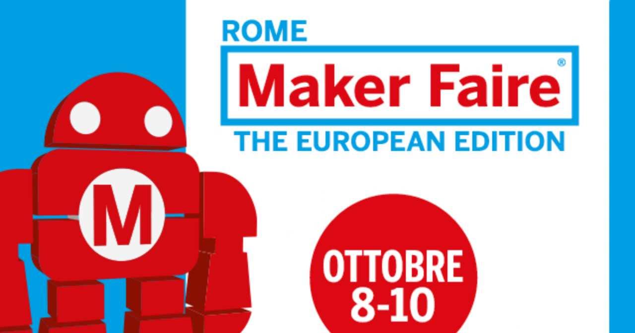 Maker Faire Roma 2021