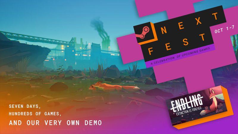 Next Steam Fest, l'evento gaming organizzato da Valve (Steam)