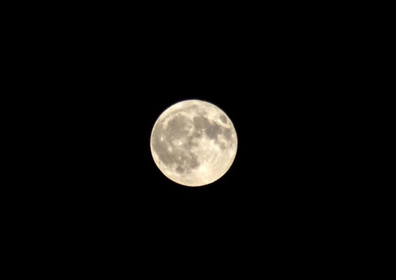 La Notte della Luna 2021 (Foto Ansa)