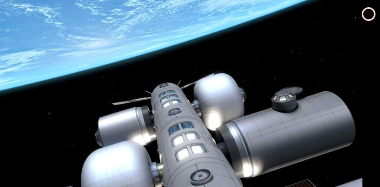 Bezos fa sul serio e annuncia Orbital Reef, la stazione spaziale per il turismo