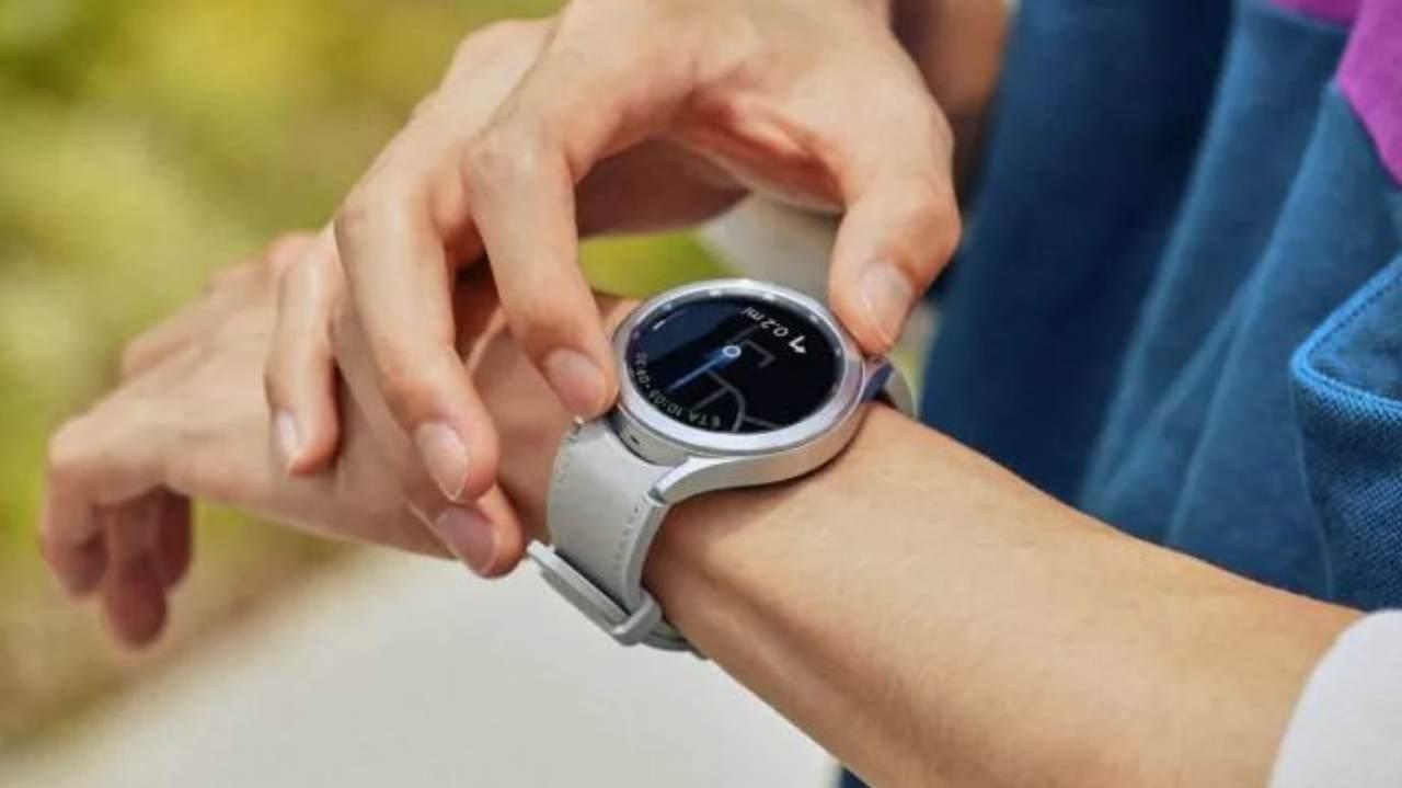 Smartwatch Samsung con ricarica solare?