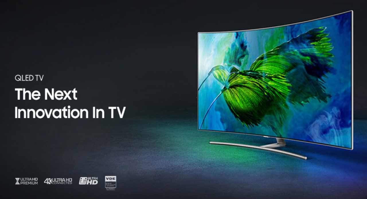 Super promo Unieuro su QLED Samsung