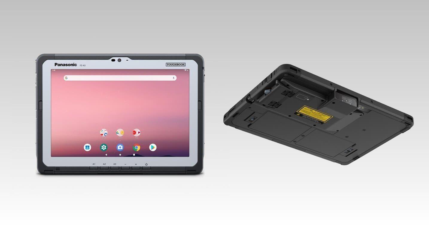 Panasonic lancia il Toughbook A3 un tablet unico e indistruttibile per chi lo ha sempre con sé