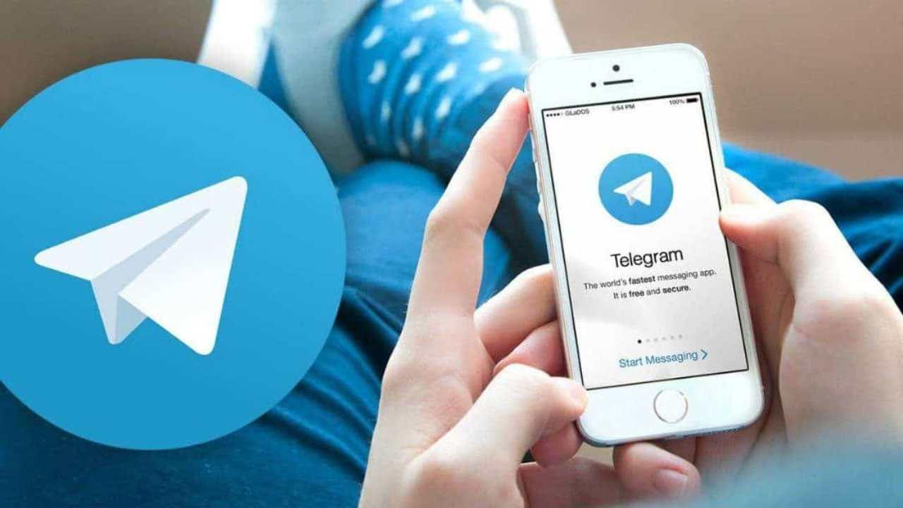 Telegram (Foto Elysum Post)